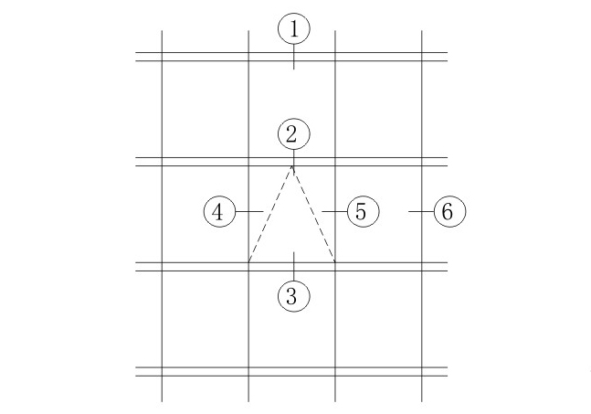 J120、150幕墙系列结构图