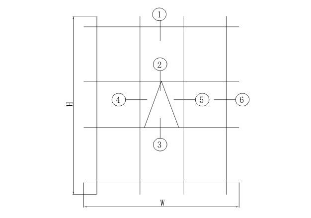 MQ140、MQ155幕墙系列结构图