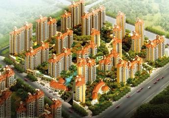 河南省郑州市水岸国际花园